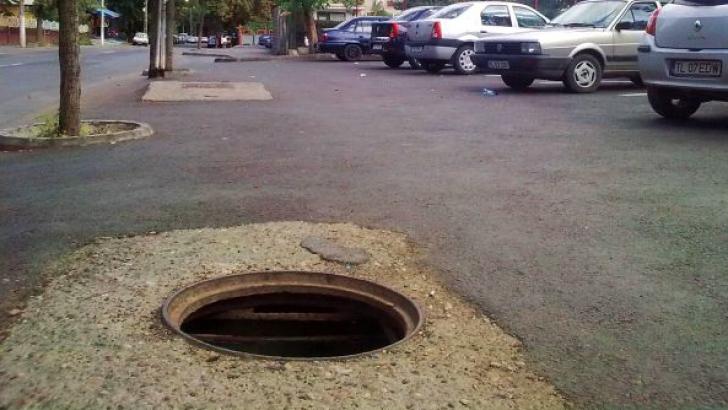 Gaura de canalizare