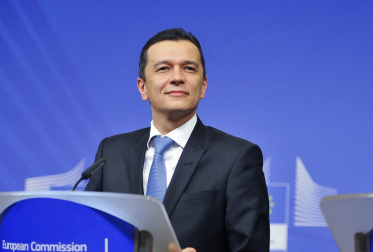Premierul României, la Bruxelles