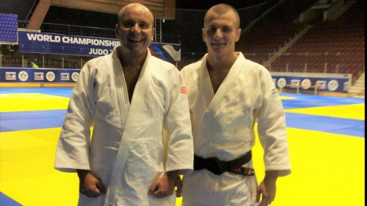 Cozmin Guşă a explicat alegerea sa de a candida la FR de Judo. Ce aşteptări are de la acest sport