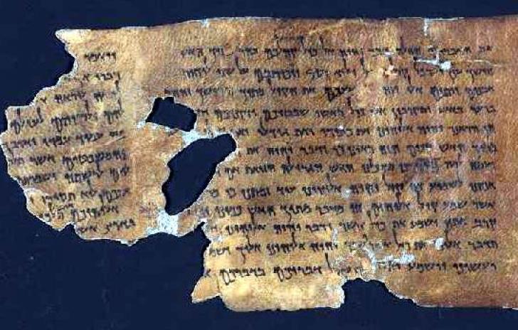 Manuscrise Marea Moartă