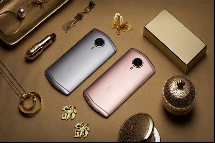 Meitu T8, telefonul chinezesc cu cea mai inteligentă cameră de selfie