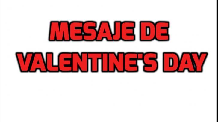 Mesaje de Valentine's Day - Alege mesajul in functie de personalitatea ei/lui. Sigur o sa-i placa