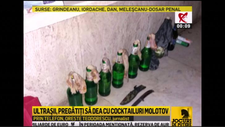 Protest imens și pașnic la București, sfârșit cu incidente: 8 răniţi. 20 de ultraşi, reţinuţi