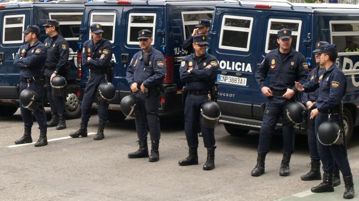 Posibil atac terorist în Barcelona! Un şofer a fost arestat
