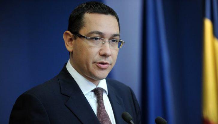 Victor Ponta, reacţie virulentă la adresa lui Klaus Iohannis şi Dacian Cioloş