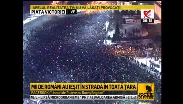 Proteste gratiere Bucuresti