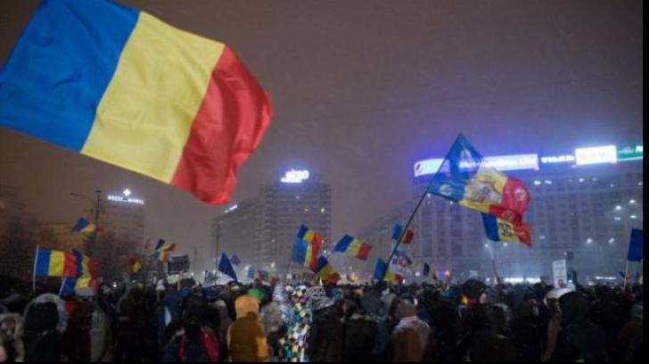 Noi proteste la Guvern pentru a 23-a zi consecutiv. Demonstrații și la Cotroceni