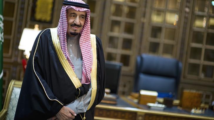 Câte TONE de bagaje şi-a luat cu el regele Arabiei Saudite, pentru o deplasare de câteva zile