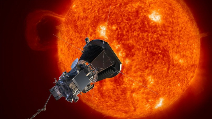 Misiune NASA către Soare