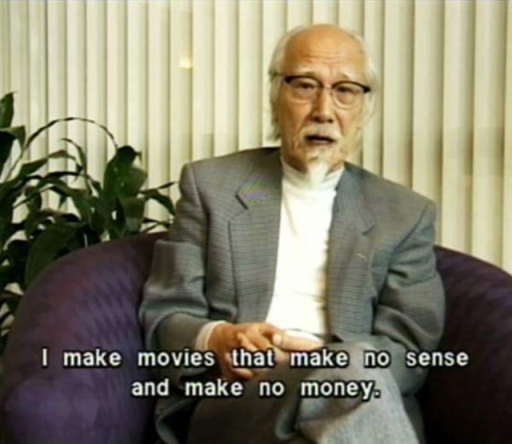 Regizorul japonez Seijun Suzuki