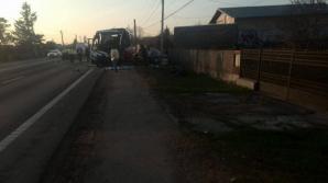 Accident Românești, pe DN1