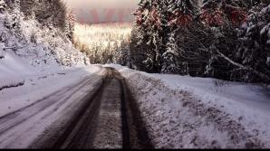 Drum sub nămeţi