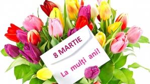 8 MARTIE. Ziua Femeii. Ce trebuie să faci pe 8 martie pentru a avea noroc