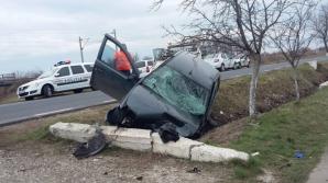 Doi morți și un rănit grav, în uma unui accident rutier petrecut pe DN 25 / Foto: viata-libera.ro