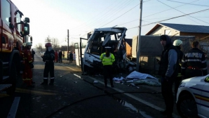 Accident DN1, marți 21 martie