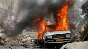 Peste 100 de civili au fost UCIŞI, într-o explozie la Mosul