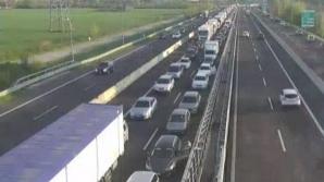 Zeci de răniţi în urma unui grav accident produs pe o autostradă din Italia