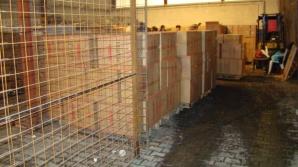 Captură record de țigări de contrabandă în Portul Agigea, estimată la 2,5 milioane euro