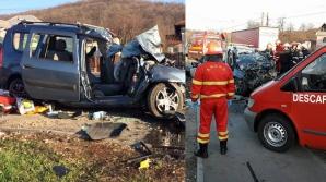 Accident tragic la intrare pe Dealul Negru