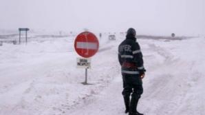 Iarna NU se lasă! Atenţionare meteo de ultimă oră. Cod galben de vânt puternic şi ninsori viscolite