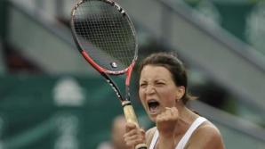 Tenis: Victorie de senzație reușită de Patricia Țig în fața Kristinei Mladenovic, la Miami