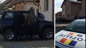 Bărbat împuscat la Oradea