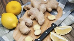 Dieta cu ghimbir şi lămâie: slăbeşti până la 10 kilograme în 10 zile!