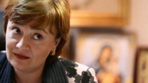 Liliana Mincă, numită vicepreședinte al ANPC