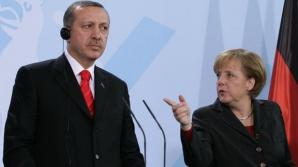 Merkel și Erdogan