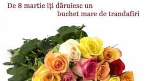 Mesaje de 8 martie. Cele mai frumoase mesaje, urări şi felicitări de Ziua Femeii 2017