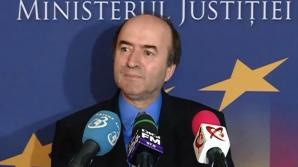 Ministrul Justitiei, Tudorel Toader