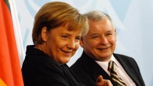Germania, luată la țintă de Polonia
