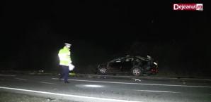 ACCIDENT ÎNFIORĂTOR. Un fotbalist a murit, după ce s-a rostogolit cu maşina!