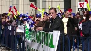 Proteste la Loterie