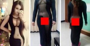 10 fotografii în care rochia cumpărată de pe internet NU are nicio legătură cu realitatea