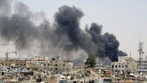 Atac în Siria