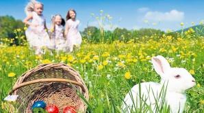 Vremea de florii 2017. Vremea de paste 2017
