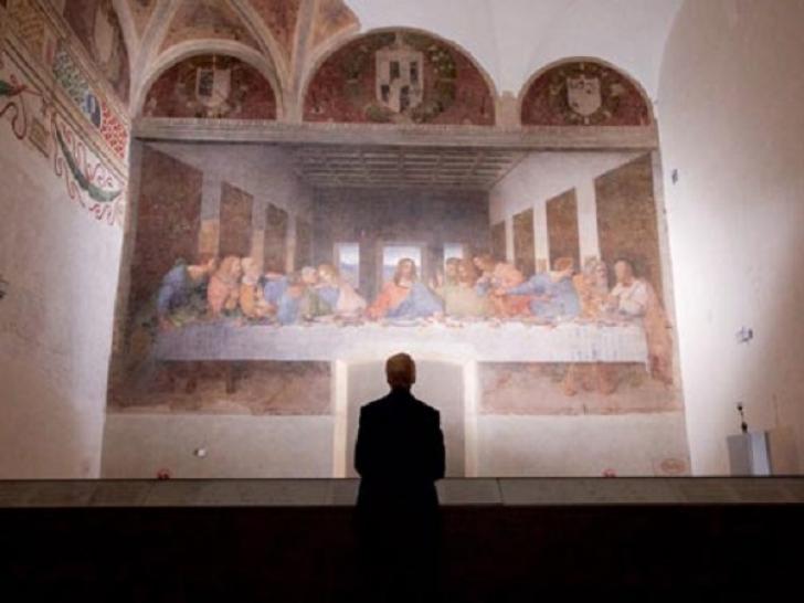 """Misterul celebrului tablou """"Cina cea de taină"""". Mesajele ascunse ale lui Leonardo da Vinci"""