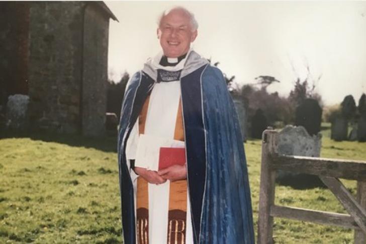 Clericul britanic