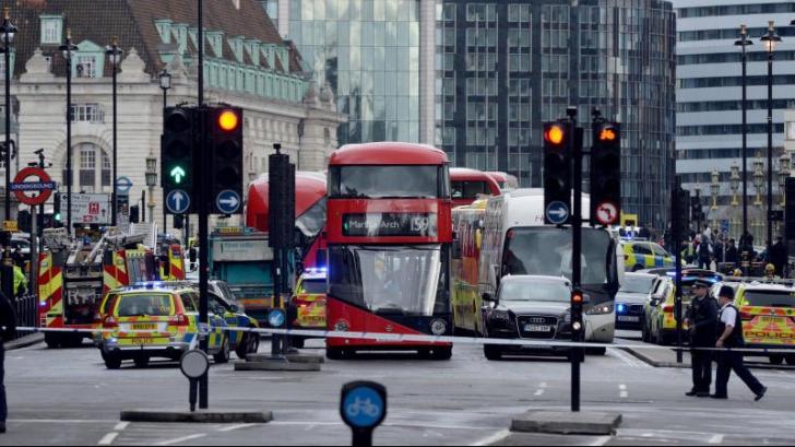 Atentat terorist la Londra