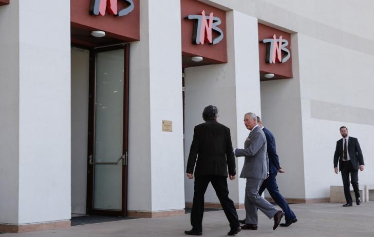Prințul Charles la TNB