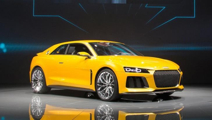 Modelul revoluţionar pe care Audi a renunţat să-l producă, înainte să-l lanseze