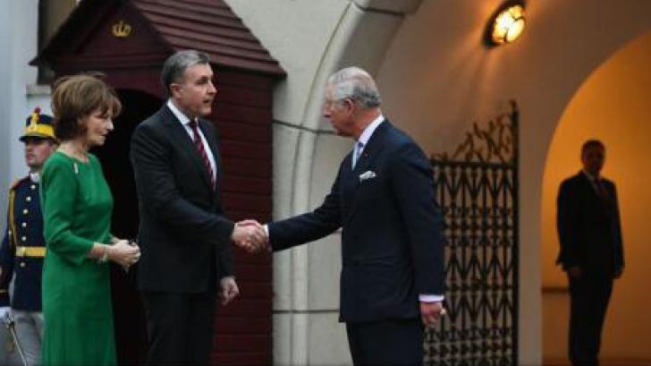Palatul Elisabeta: Familia Regală a României a avut o legătură constantă cu Familia Regală a Marii..