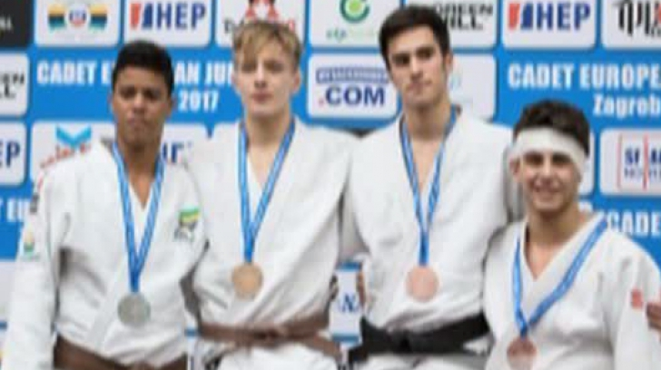Weekend de aur pentru Judo! Adrian Sulca, medalie de aur la Zagreb