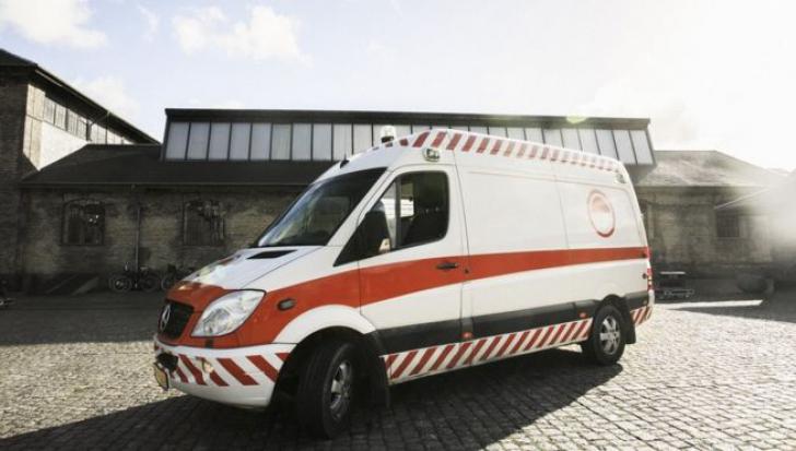 Bordel într-o ambulanţă. Ideea revoluţionară are un scop umanitar