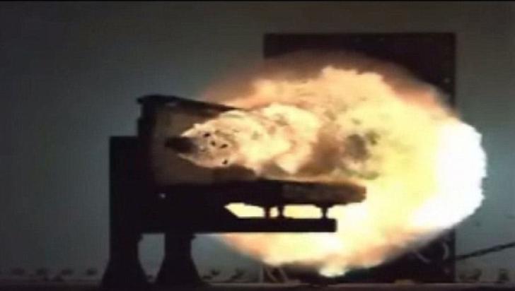 Arma americană care bagă frica în oasele inamicilor! Imagini senzaționale