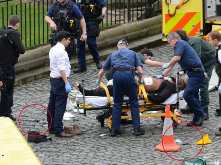 Terorist Londra