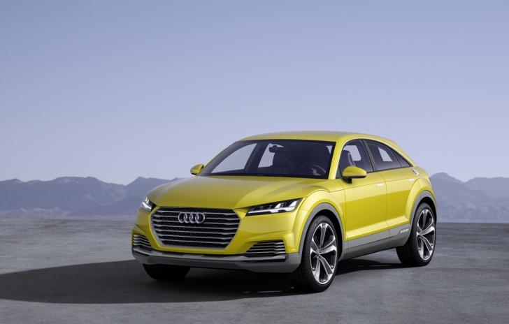 Audi dezvoltă modelul Q4. Cum arată fratele mai mic al lui Q7 şi Q5. Controlezi funcţii prin gesturi
