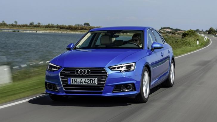 Audi a oprit, la o fabrică, producţia modelelor A4 şi A5, foarte populare printre români