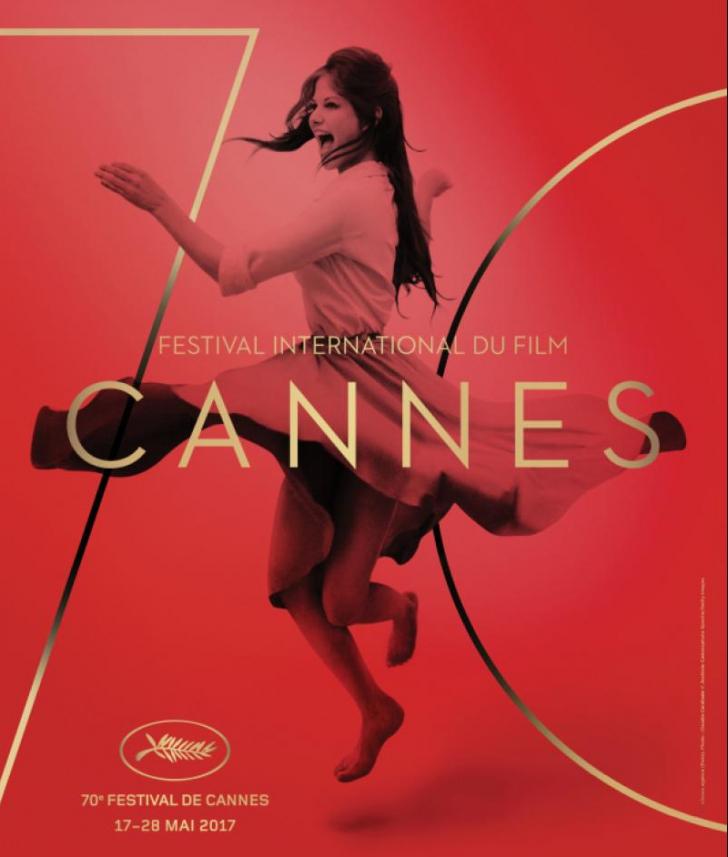 Claudia Cardinale, pe afișul Festivalului de Film de la Cannes